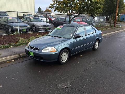 1997 Honda Civic for sale in Independence, OR