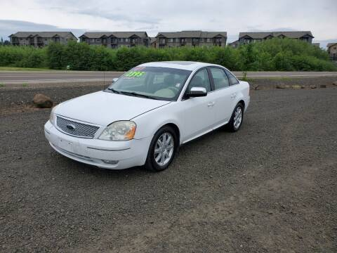2007 Ford Five Hundred Limited for sale at Car Safari LLC in Independence OR