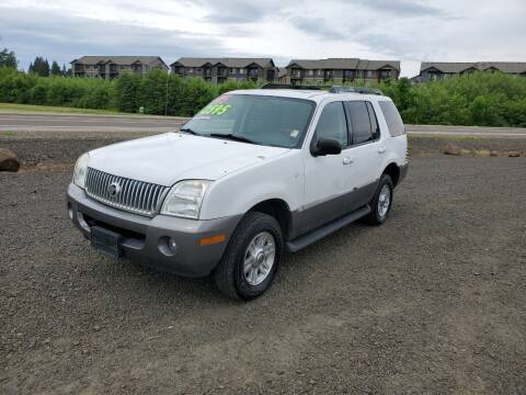 2005 Mercury Mountaineer Convenience for sale at Car Safari LLC in Independence OR