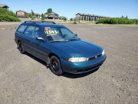 1997 Subaru Legacy Brighton for sale at Car Safari LLC in Independence OR