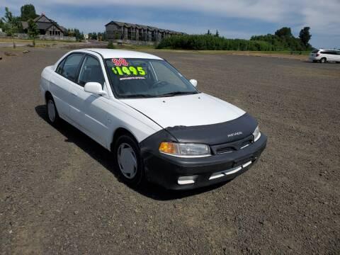 1998 Mitsubishi Mirage LS for sale at Car Safari LLC in Independence OR