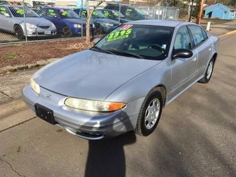 2001 Oldsmobile Alero for sale in Independence, OR