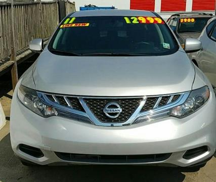 2011 Nissan Murano for sale in Harvey LA