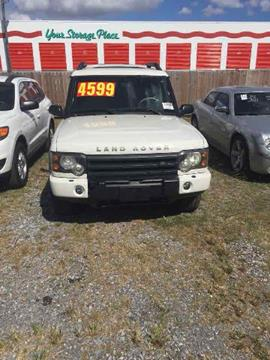 2004 Land Rover Discovery for sale in Harvey, LA