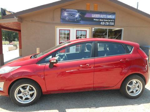 2011 Ford Fiesta for sale in La Verkin, UT