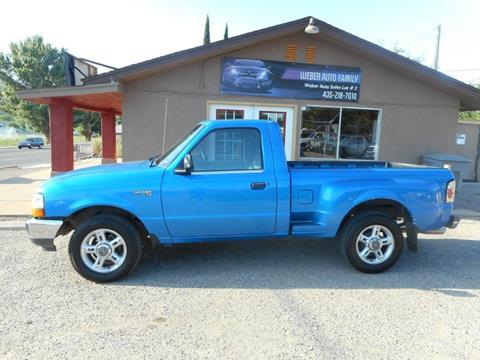 2000 Ford Ranger for sale in La Verkin, UT