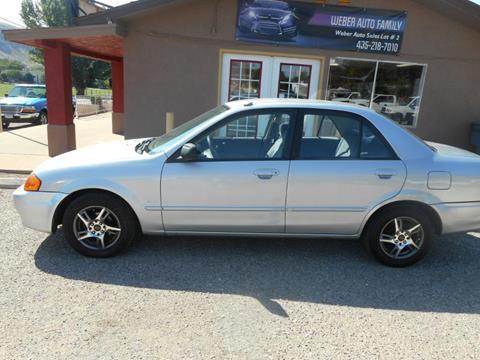 2000 Mazda Protege for sale in La Verkin, UT