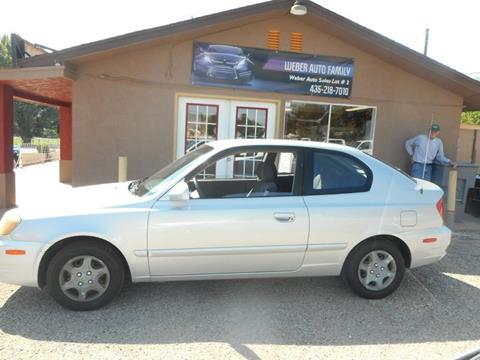 2005 Hyundai Accent for sale in La Verkin, UT