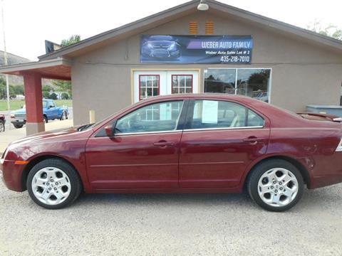 2007 Ford Fusion for sale in La Verkin, UT