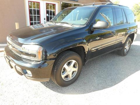 2004 Chevrolet TrailBlazer for sale in La Verkin, UT