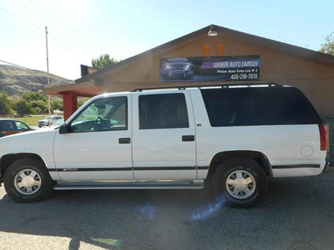 1999 Chevrolet Suburban for sale in La Verkin, UT