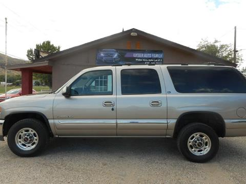 2000 GMC Yukon XL for sale in La Verkin, UT