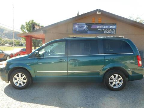 2009 Chrysler Town and Country for sale in La Verkin, UT