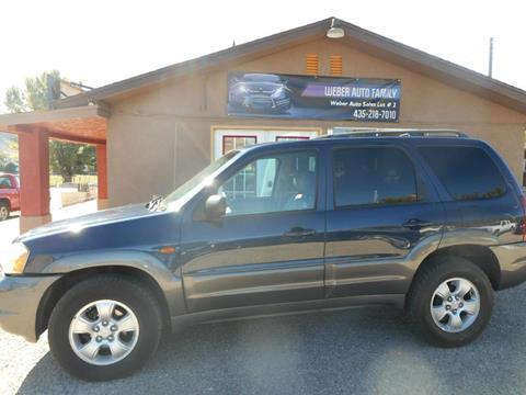 2004 Mazda Tribute for sale in La Verkin, UT