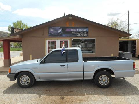 1990 Mazda B Series Pickup For Sale In La Verkin UT