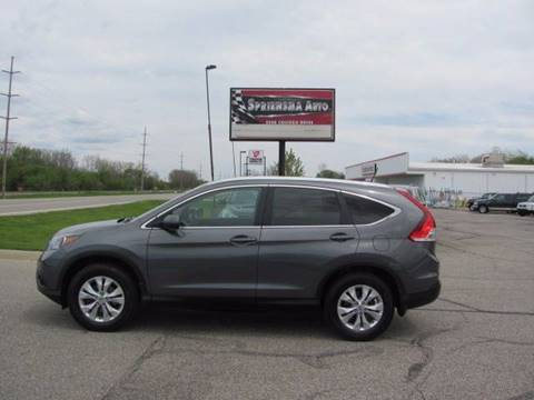 2014 Honda CR-V for sale at Spriensma Auto in Hudsonville MI