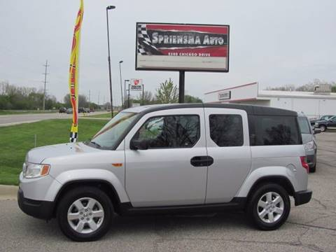 2010 Honda Element for sale at Spriensma Auto in Hudsonville MI