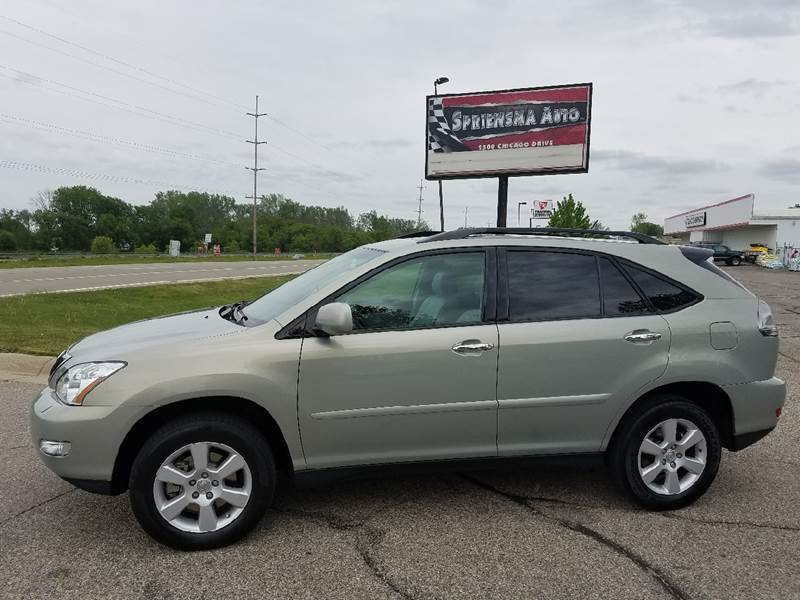 2008 Lexus RX 350 for sale at Spriensma Auto in Hudsonville MI