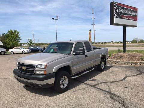 2006 Chevrolet Silverado 2500HD for sale at Spriensma Auto in Hudsonville MI