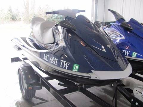 2012 Yamaha VX for sale at Spriensma Auto in Hudsonville MI