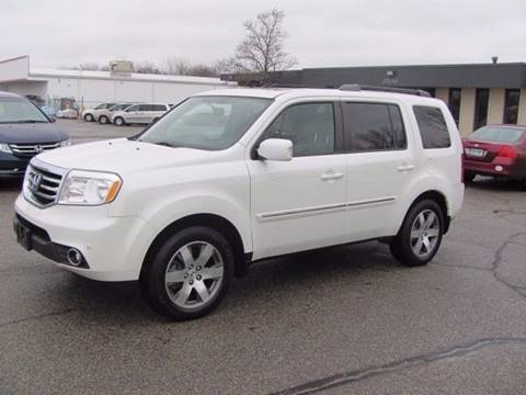2014 Honda Pilot for sale at Spriensma Auto in Hudsonville MI