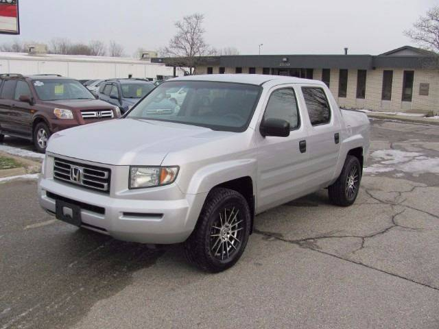 2006 Honda Ridgeline for sale at Spriensma Auto in Hudsonville MI