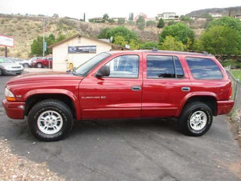 1998 Dodge Durango for sale in St. George, UT