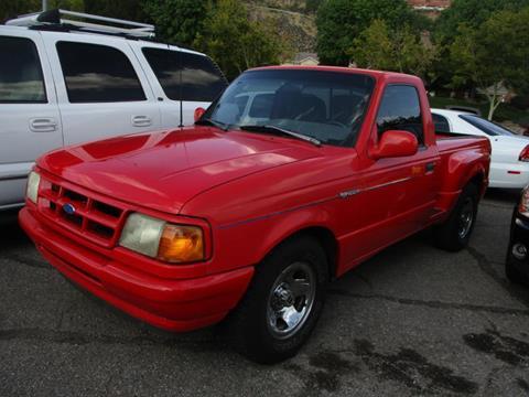 1993 Ford Ranger for sale in St. George, UT