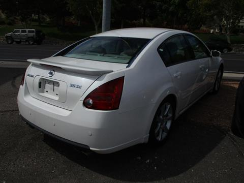 2007 Nissan Maxima for sale in St. George, UT