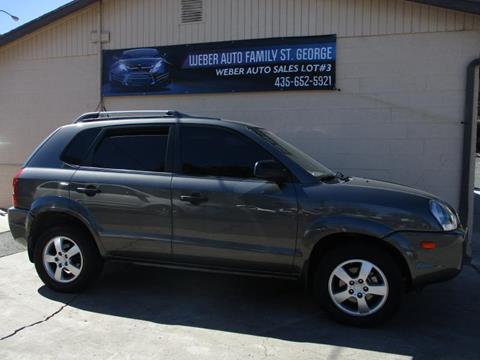 2008 Hyundai Tucson for sale in St. George, UT