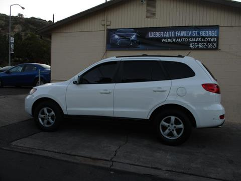 2007 Hyundai Santa Fe for sale in St. George, UT