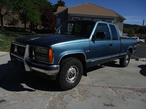 1991 Gmc Sierra >> 1991 Gmc Sierra 1500 For Sale In St George Ut