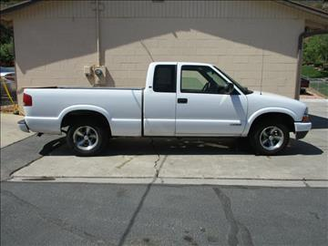 2002 Chevrolet S-10 for sale in St. George, UT