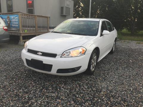 2011 Chevrolet Impala for sale in Richmond, VA