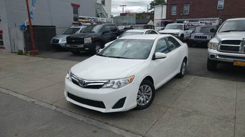 2013 Toyota Camry for sale at Eastside Auto Sales Inc in Troy NY