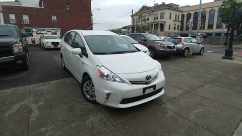 2014 Toyota Prius v for sale at Eastside Auto Sales Inc in Troy NY