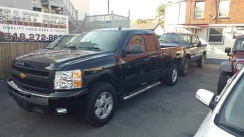 2011 Chevrolet Silverado 1500 for sale at Eastside Auto Sales Inc in Troy NY