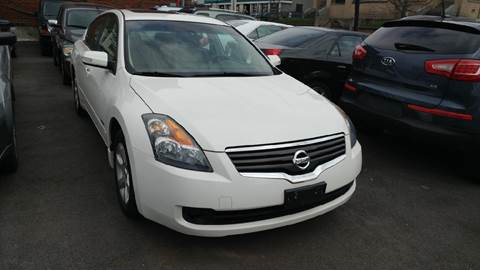 2009 Nissan Altima Hybrid for sale in Troy, NY