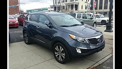 2011 Kia Sportage for sale in Troy, NY