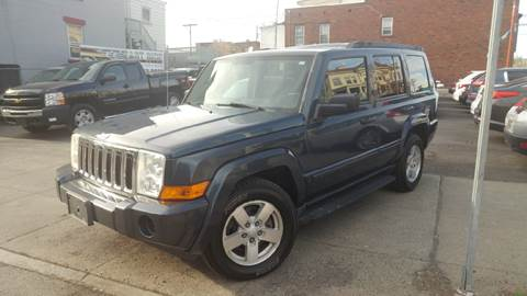 2008 Jeep Commander for sale at Eastside Auto Sales Inc in Troy NY