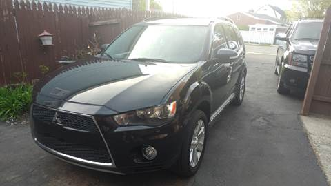 2012 Mitsubishi Outlander for sale at Eastside Auto Sales Inc in Troy NY