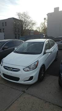 2014 Hyundai Accent for sale at Eastside Auto Sales Inc in Troy NY