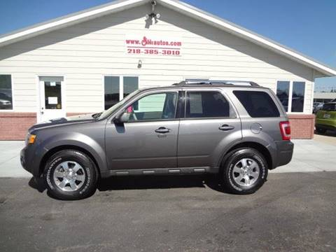 2012 Ford Escape for sale in New York Mills, MN