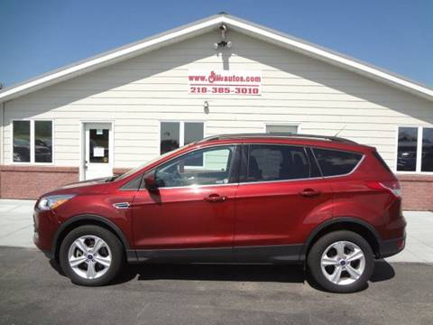 2016 Ford Escape for sale in New York Mills, MN