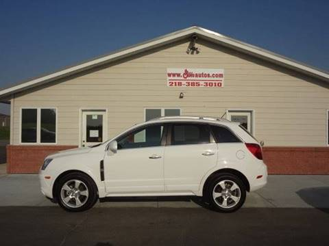 2014 Chevrolet Captiva Sport for sale in New York Mills, MN