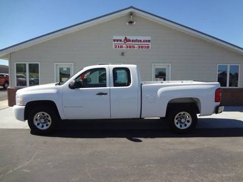 2009 Chevrolet Silverado 1500 for sale in New York Mills, MN
