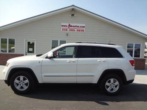 2011 Jeep Grand Cherokee for sale in New York Mills, MN