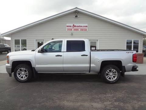 2014 Chevrolet Silverado 1500 for sale in New York Mills, MN