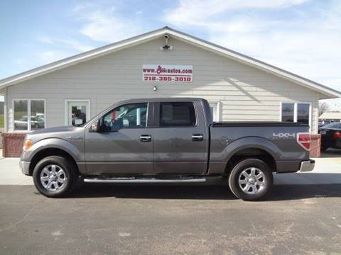 2013 Ford F-150 for sale in New York Mills, MN