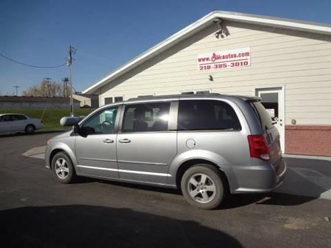 2013 Dodge Grand Caravan for sale in New York Mills, MN
